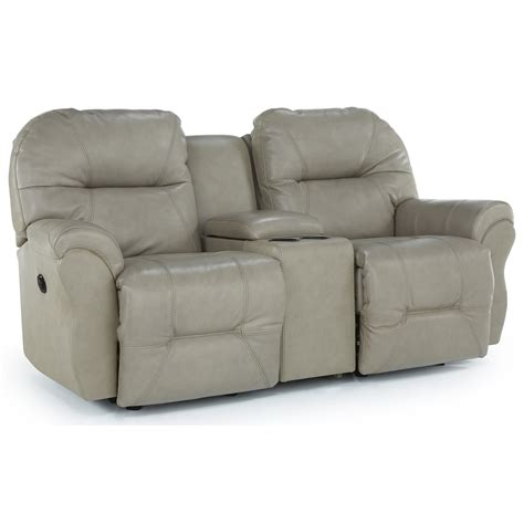 rocker recliner loveseat with console power rocking reclining loveseat with storage console by