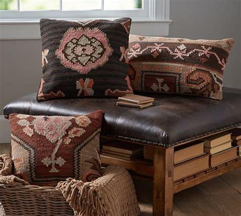 Dabney Kilims Pillow Cover Set of 3   Pottery Barn