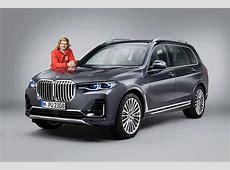 Bildergalerie BMW X7 G07 2018 Bilder autobildde