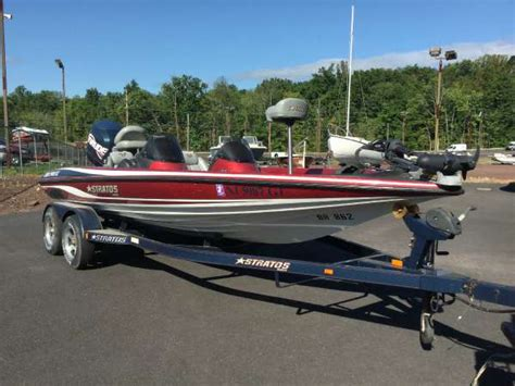 Stratos Bass Boats by Used Stratos Bass Boats For Sale Boats