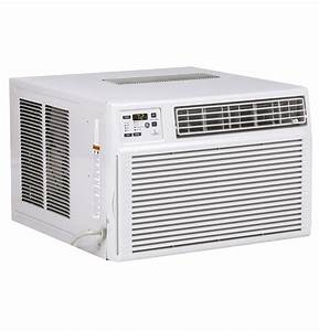 Ge U00ae 230 Volt Electronic Heat  Cool Room Air Conditioner