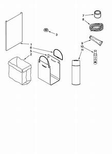 Looking For Kenmore Model 66513619101 Trash Compactor