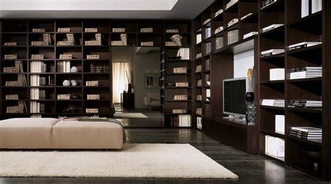 librerie arredo design libreria parete divisoria fp83 pineglen
