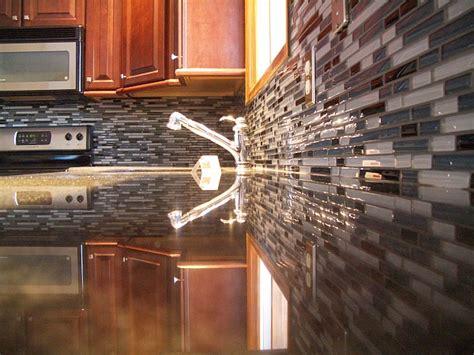 glass backsplash ideas for kitchens 12 unique kitchen backsplash designs