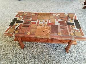 epoxy resin coffee table With epoxy resin coffee table
