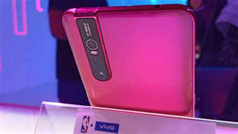 vivo  series  mp pop  front camera launched