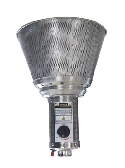 commercial conical complete burner commercial heater