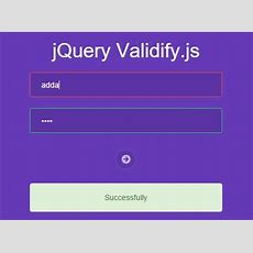 Mobile First Form Validation Plugin With Jquery