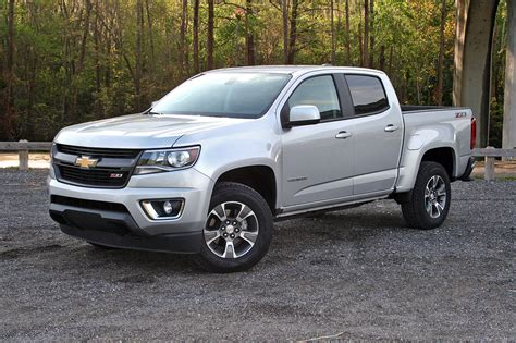 Chevrolet Colorado Picture by 2015 Chevrolet Colorado Z71 Driven Picture 628023