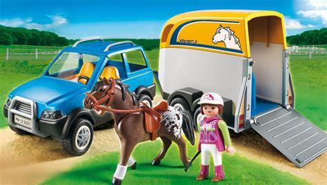 Playmobil Pferdeanhänger Kauf Und Testplaymobil Spielzeug