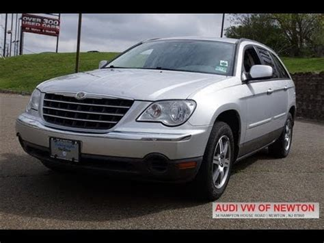 Chrysler Pacifica 2007 Problems by 2007 Chrysler Pacifica Problems Manuals And Repair