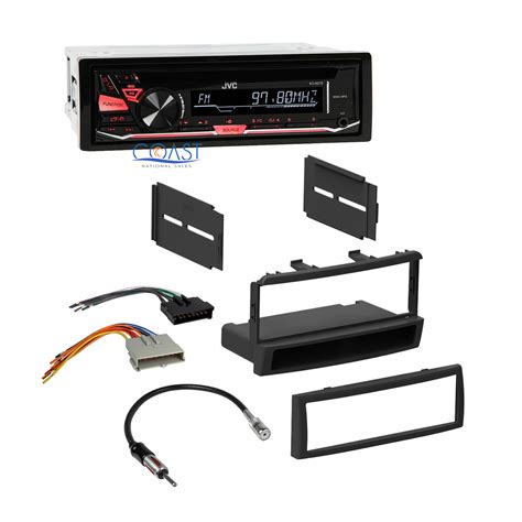 Jvc Radio Stereo Dash Kit Wiring Harness For Ford