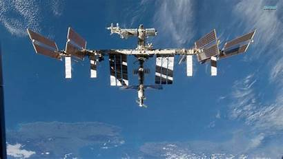 Station Space International Iss Nasa Wallpapers