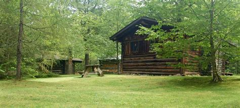 rustic log cabins   hampshires white mountains