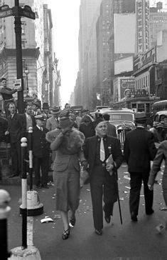 New York City Street Scene | New York City Black & White