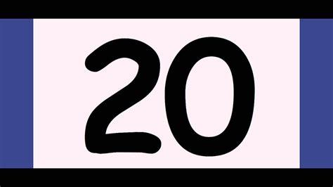 Number Identification 11-20