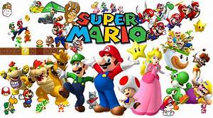 Image Mario Bannerpng Nintendo FANDOM Powered By Wikia
