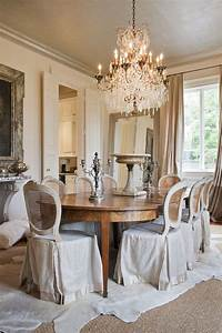 25, Shabby-chic, Style, Dining, Room, Design, Ideas
