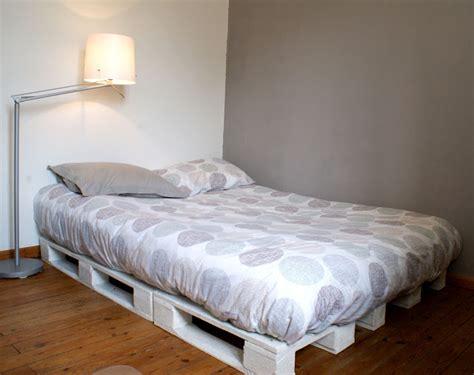 fabriquer un canapé avec un matelas matelas pour canape palette maison design bahbe com