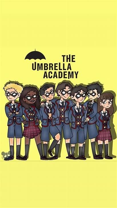 Umbrella Academy Netflix Pantalla Fondos Desktop Wallpapers