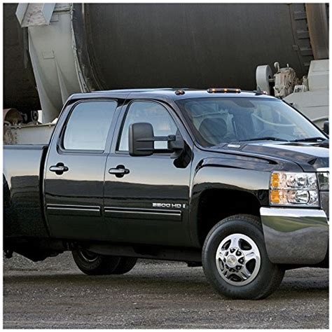 Chevy Silverado Gmc Sierra Power Heated Extend