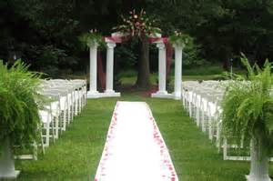 wedding arches for sale cheap how to decorate for a home wedding