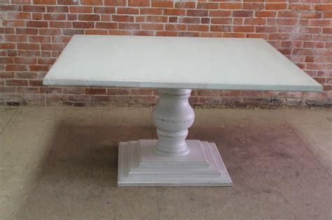 square white farm table ecustomfinishes