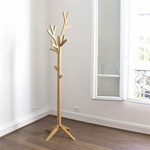 Porte Manteau Sur Pied : porte manteau arbre sur pied coming b pickture ~ Melissatoandfro.com Idées de Décoration
