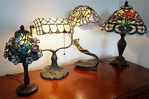 Tiffany Lampen Shop : tiffany bureaulamp brooklyn usi maison ~ Watch28wear.com Haus und Dekorationen