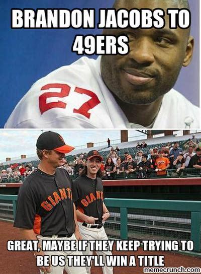 S F Giants Memes - san francisco 49ers or giants