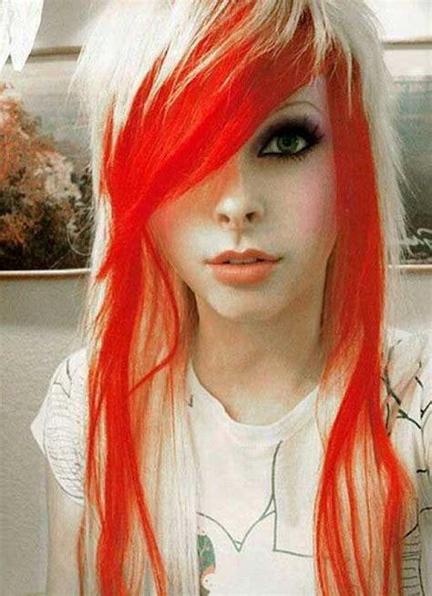 punk long hairstyles hairstyles haircuts