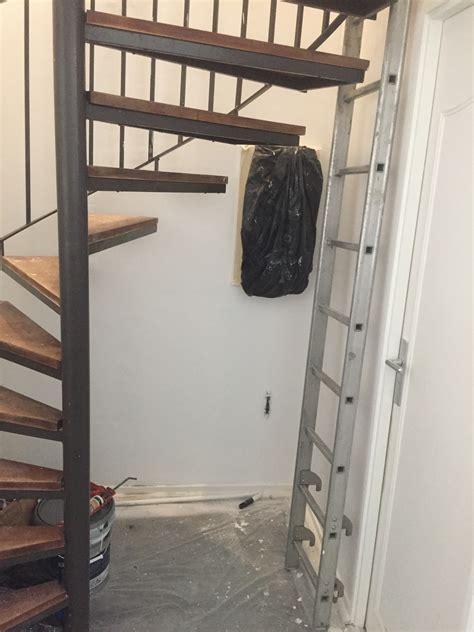 Har  Je Cherche à Meubler Notre Cage D'escalier  Côté Maison