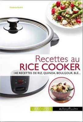 cuisiner avec un rice cooker rice cooker autocuiser soup maker cuisiner avec les