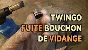 Vidange Twingo 2 : twingo fuite bouchon de vidange youtube ~ Gottalentnigeria.com Avis de Voitures
