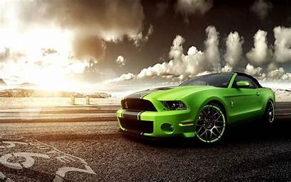Mustang Shelby Gt500 Ford 1967 Wallpapers