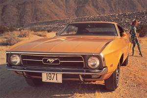 Narezwardhana: First Generation Ford Mustang Oldskool Muscle