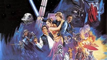 Jedi Return Star Wars Force