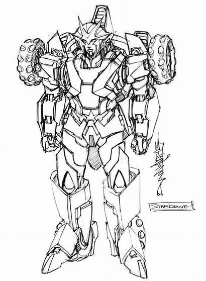 Transformers Milne Alex Rom Shining Sketches Idw