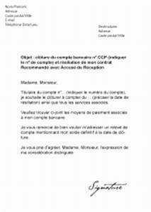 Lettre De Résiliation Edf : modele lettre transfert de compte ~ Maxctalentgroup.com Avis de Voitures