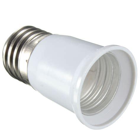 led light l bulb adapter es e27 to e27 extender