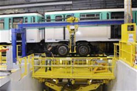 si鑒e ratp les ateliers de maintenance de matériels du métro et du tramway