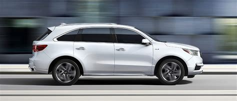2019 Acura MDX White : 2019 Acura Mdx Redesign, Release Date, Changes, Rumors, Review