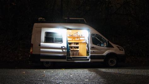 This year's newest, smartest gear for camper van living