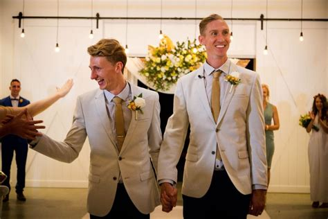 Today Is The First Day Same Sex Couples Can Get Married In