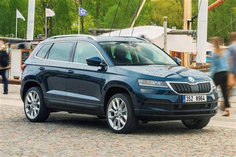 Skoda Karoq SUV review: summary | Parkers