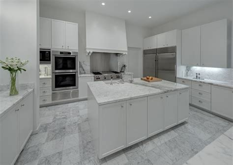 Considering White Marble Counter Tops?  Life Of An Architect