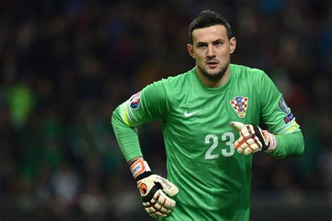 Danijel Subasic Photos Italy Croatia Euro