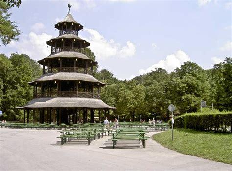 Englischer Garten München Chinesischer Turm Anfahrt by Alle Bierg 228 Rten In M 252 Nchen Auf Einen Blick Der Echte