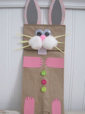 preschool crafts for best 25 easter bunny crafts 969 | 565f6595645c725c050e62b71990170e