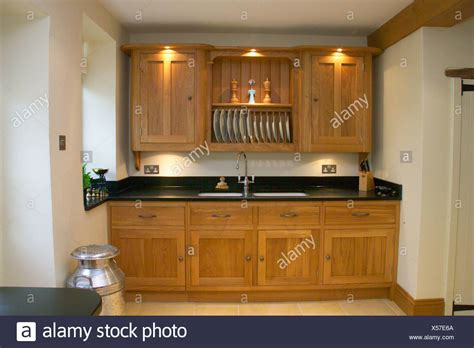 Timber Cupboards by Lighting Above Wooden Kitchen Cupboards With Built In Sink